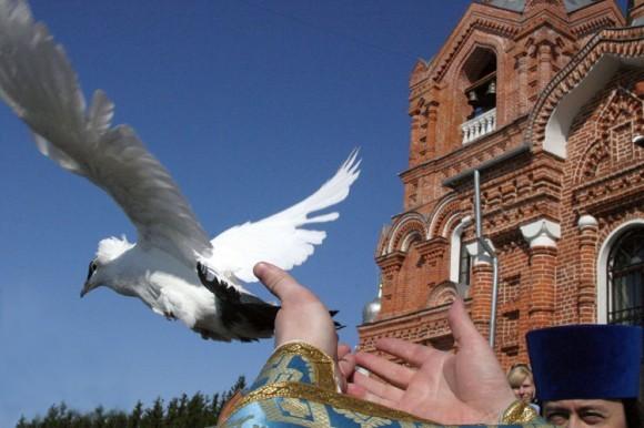 Благовещение. Фото Alter photosight.ru