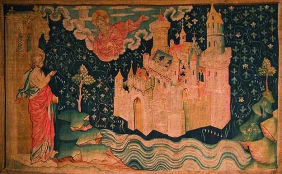 Новый Иерусалим. Анжерский апокалипсис. 1373—1381