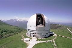 Астрофизика в Нижнем Архызе