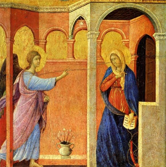 Дуччо ди Буонинсенья 1308-1311