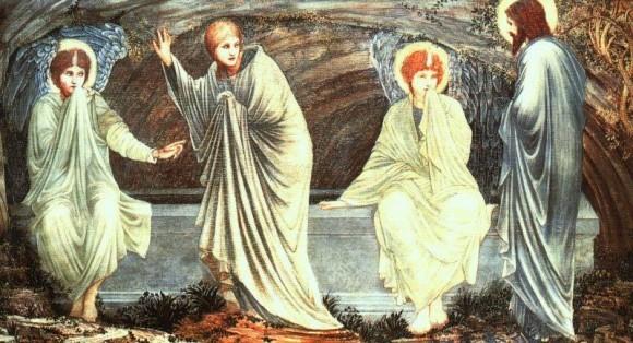 Эдвард Берн-Джонс. Воскресение
