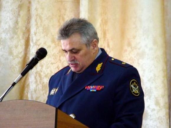 Генерал П.Н.Посмаков