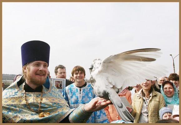 Благовещение. Фото Светланы Хохловой photosight.ru