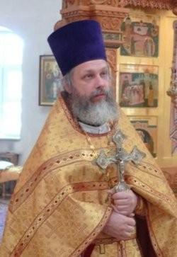 Протоирей Кирилл Каледа