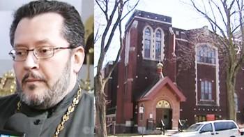 Священник Михаил Метни и храм святого Николая