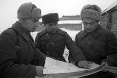 Контрнаступление советских войск под Москвой (+Фото)