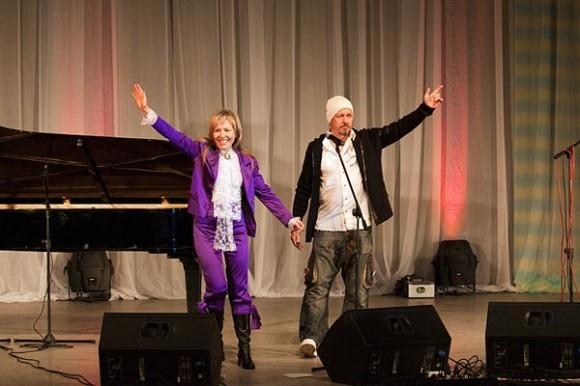 Благотворительный концерт в Большом концертном зале Псковской областной филармонии