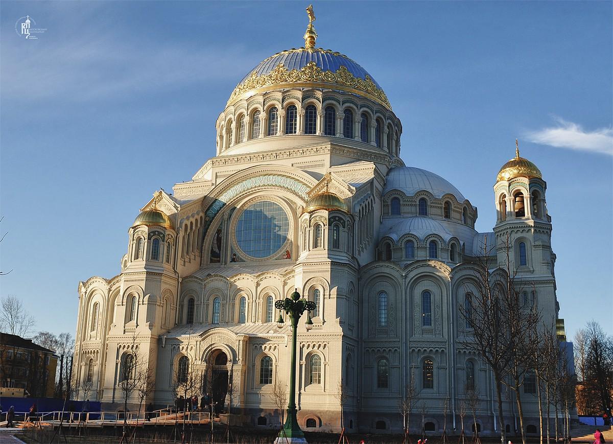 Освящение Кронштадтского Морского собора во имя святителя Николая Чудотворца (ФОТО)