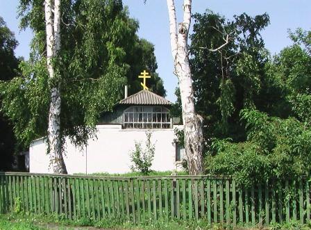 Лохвица. Благовещенский храм