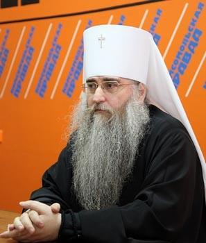 Митрополит Саратовский и Вольский Лонгин