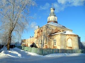 Церковь святых Зосимы, Савватия и Германа Соловецких