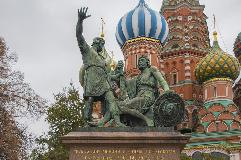 Храм Василия Блаженного. Архитектура