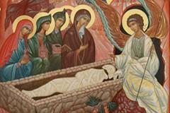 Первые диакониссы, свидетельницы Воскресения