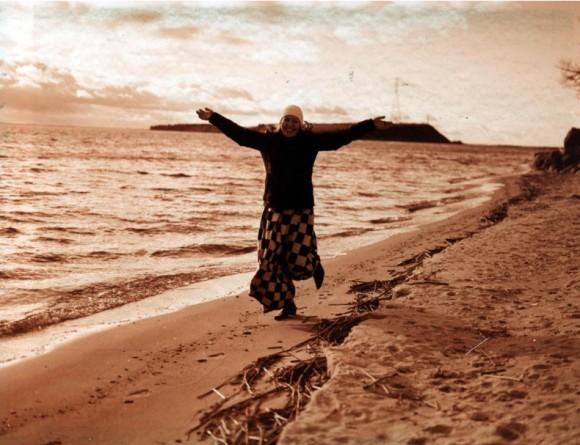 Фотосессия на острове Залит, 14 ноября 2004. Автор Дмитрий Воробьев