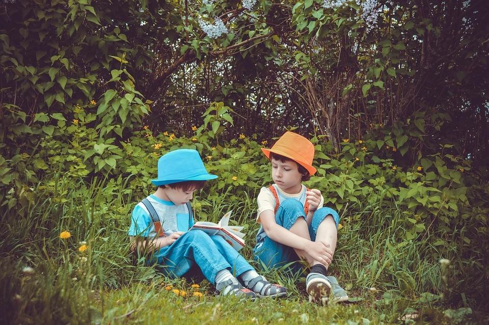 Русские народные сказки - дети читают