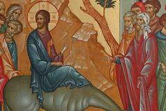 """Стихотворение Пастернака """"Вербное воскресенье"""""""