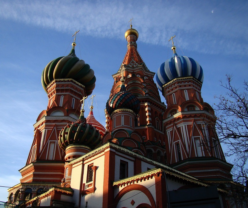 Храм Василия Блаженного. Загадки