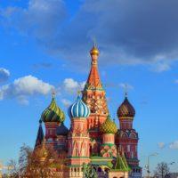 Храм Василия Блаженного. История