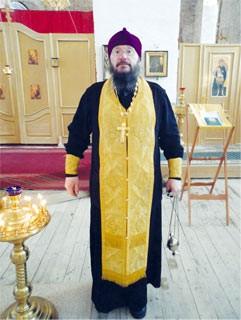 Отец Олег Ягнитев