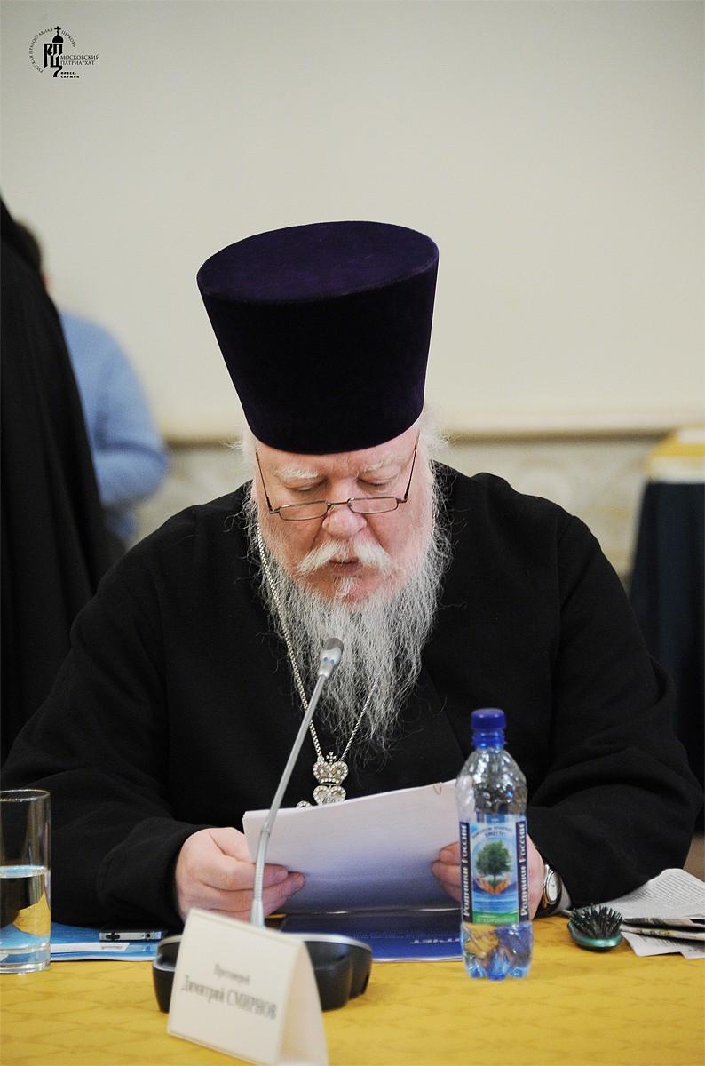 Прот. Димитрий Смирнов: Необходима ясная церковная программа возрождения семьи