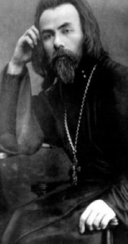 Священник Валентин Свенцицкий