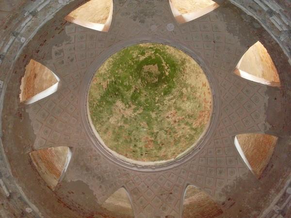 Свод Казанского храма