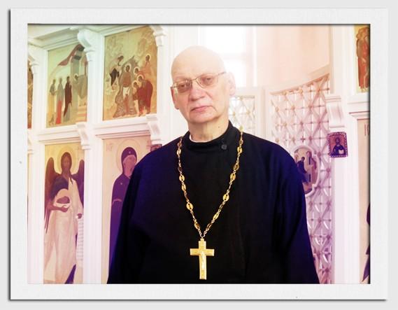 Протоиерей Владимир Архипов. Фото: БГ