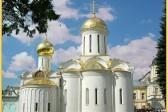 Троицкий собор Свято-Троицкой Сергиевой Лавры.