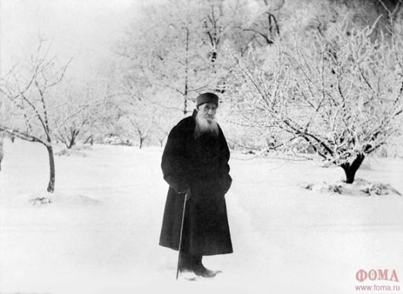 Лев Толстой. Ясная Полянаю 1903 год. Фото из архива ИТАР-ТАСС