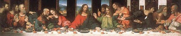 Тайная Вечеря в иконах и картинах