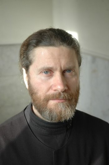 Священник Андрей Близнюк. Фото Александра Филиппова