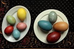 Как правильно красить яйца на Пасху? Как украсить яйца к Пасхе?