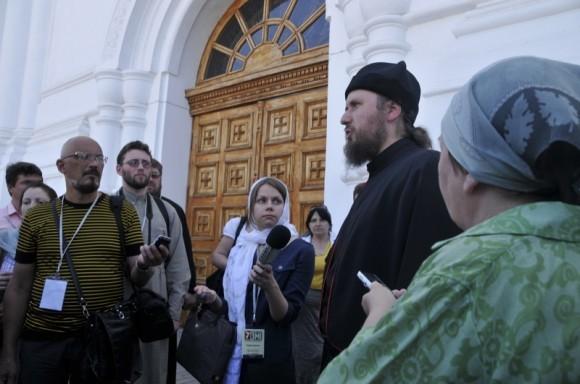 Экскурсия по Святогорской Лавре