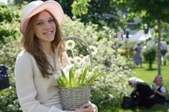 Белый цветок: добрые лица доброго дня (ФОТО)