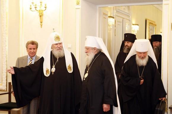Восстановление единства Церкви (1)