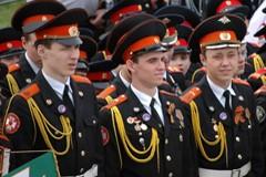 Георгиевский парад (ФОТО)