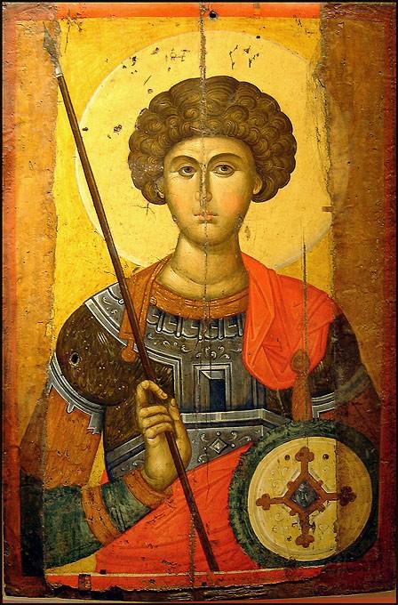 ... : икона, значение, в чем помогает: www.pravmir.ru/svyatoj-velikomuchenik-georgiy-pobedonosets