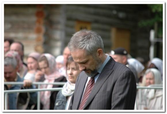 Бутово. Литургия под открытым небом. Фото Владимира Ходакова (64)