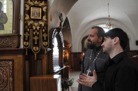 Дмитрий Марченко нашел в Макеевке Византию