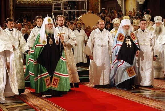 Восстановление единства Церкви (17)
