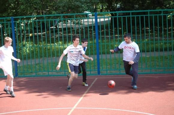 Футбольный матч (18)