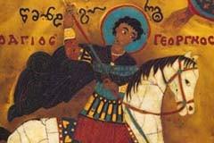 Святой великомученик Георгий Победоносец – ИКОНЫ