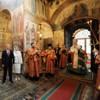 Патриарх Кирилл помолился о Президенте в день инаугурации