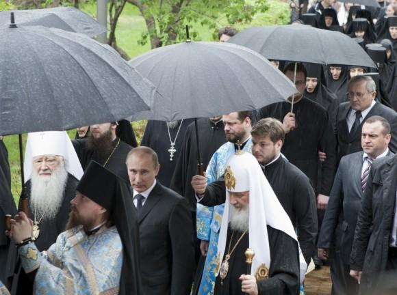 Передача Иверской иконы в Новодевичий монастырь (3)