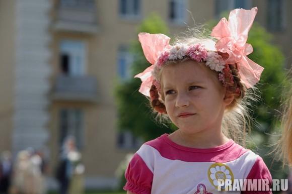 Белый цветок в Марфо-Мариинской обители. Фото Ксении Прониной (28)