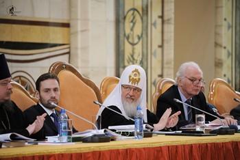 Патриарх Кирилл: В годы смуты выбор православных — гражданское действие