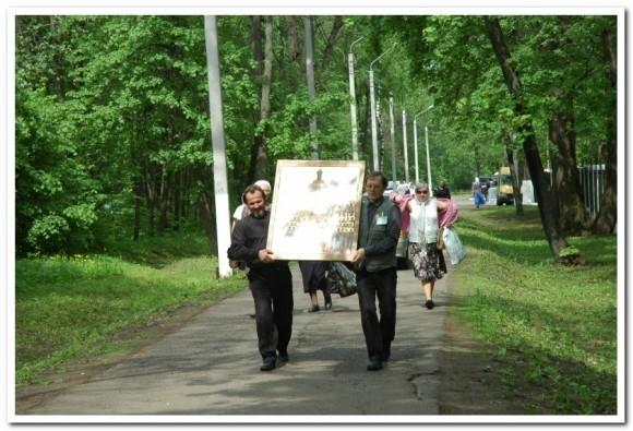 Литургия на Бутовском полигоне (11)
