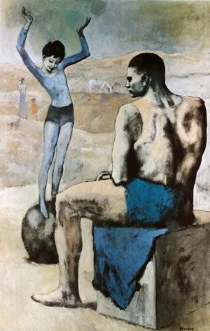 «Девочка на шаре» — картина Пабло Пикассо, написанная в 1905 году.