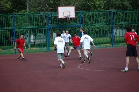 Футбольный матч (7)