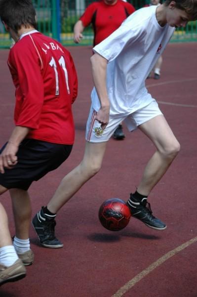 Футбольный матч (8)